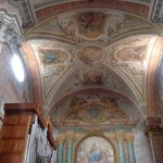 Arts and paintings in Ceiling