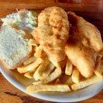 Fish & Chips [Icelandic Cod]