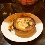 Beef-Ale pie ~ Yum!