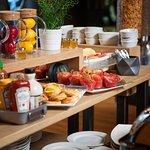 Breakfast Buffet served daily