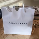 Christmas at the Annabelle great time, fab food, the train was fabulous all made from ginger bre