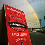 Yep over the rainbow turn left and there we are...  ready to dance with you