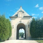 Oheka Castle Entrance