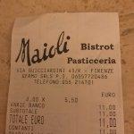 Foto de Antica Pasticceria  Maioli