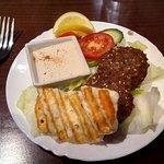 starter - falafels