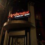 The Arabesque
