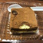 Tiramisu!! Love me a good big piece of Tiramisu