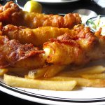 Grill on the Alley - Westin Chicago - Bar - Fish & Chips