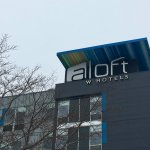 Photo de aloft Minneapolis