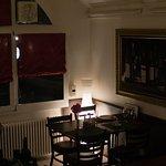 The inner eating room
