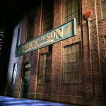 Opening stage set at Kinky Boots