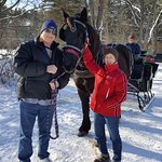 Photo de Farm by the River Bed and Breakfast with Stables