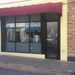 El Coffee Cozumel entrance
