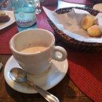 Melhor cappuccino de Ouro Preto