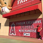 Photo of Angel Stadium of Anaheim