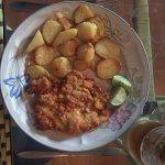 pork schnitzel, regular size, 60k