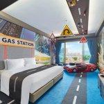 Hong Kong Gold Coast Hotel Foto