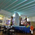 Scenes from Costa do sol restaurant