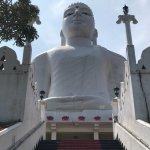 Bahiravokanda Vihara Buddha Statue Foto