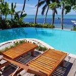 Resort pool/view deck
