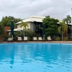 Amazing 3 bedroom apartment and pool area