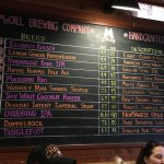 Great Variety of Beers. There is an option to buy samplers which makes it an adventures experien