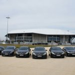 All vehicles in our car pool from the premium sector of hogh-class car manufactures