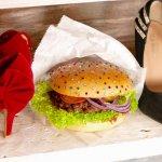 Luxus Burger mit Angus