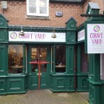 The Courtyard Wombourne, new owners, new menu, fresh ideas