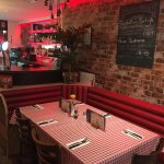 New refurb& our delicious food