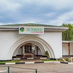 The front fact of Sunbird Lilongwe