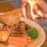 Roast Lunch served every Sunday 12-3pm (or sold out!)
