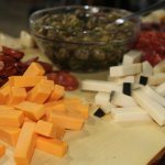 cold appetizer catering