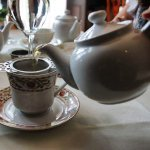 The Hidden Oak Café Bottomless Tea