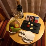 Photo de AZIMUT Hotel Olympic Moscow