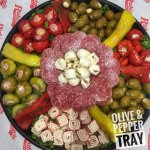 Olive & Pepper Tray