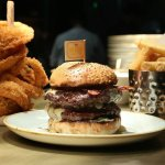 All about onion rings, the Mighty burger, fries and, of course, baconnaise
