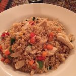 My Thai fried rice with Chicken
