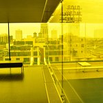 Our amber glass box provides a nearly 360-view. Photo by Brandi Freitas.