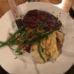 AWESOME flat iron steak