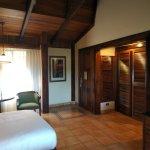 Room on first floor..near lobby