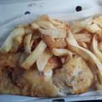 Sorry, soggy, sad pile of fish and chips