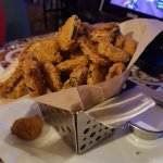 Fried Pickles ($3)