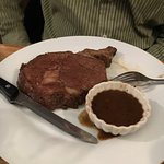 This was the last prime rib in the building! :)