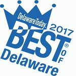 Honored to have been chosen by the readers of Delaware Today as one of Delaware's BEST!!