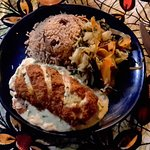 Cordon Bleu at Negril Tree House