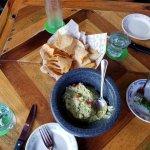 Guacamole at Rocco's Tacos
