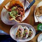 Entree at Rocco's Tacos
