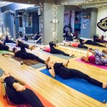 Come and unwind with a Yogabomb Yoga class