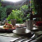 Desayunos, diarios con ingredientes fresco del dia.